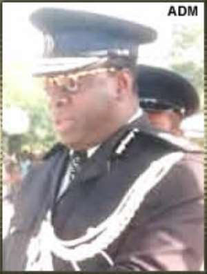 P.K Acheampong
